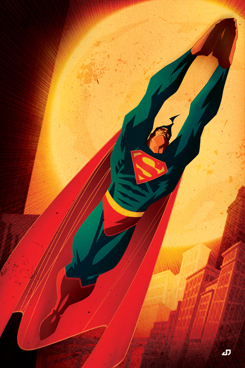 Superman by Juan Doe