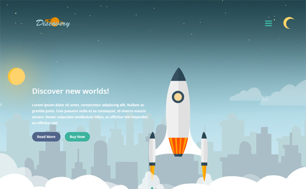 HTML5 Websites Design – 26 Fresh Web Examples
