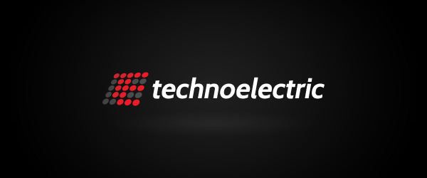 Technoelectric Corporate Identity Logo