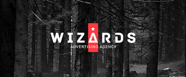 Wizards Agency - Branding Logo