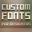 Post thumbnail of 29 Custom Font Families for Designers