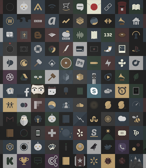 Odin - Freebie iOS Icon Pack