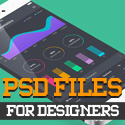 Post Thumbnail of 30 New Free Photoshop PSD Files For Designers