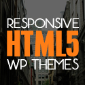 Post Thumbnail of 15 New Responsive HTML5 WordPress Themes