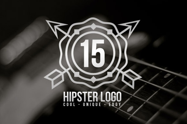 Unique Hipster Logos