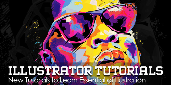Illustrator Tutorials: 23 New Tutorials to Learn Essential of Illustration