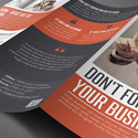 Post thumbnail of 15 Modern Business Brochure Designs