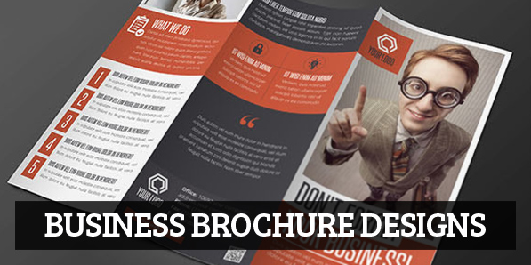 Brochure Designs  TriFold BiFold Brochures  Design  Graphic
