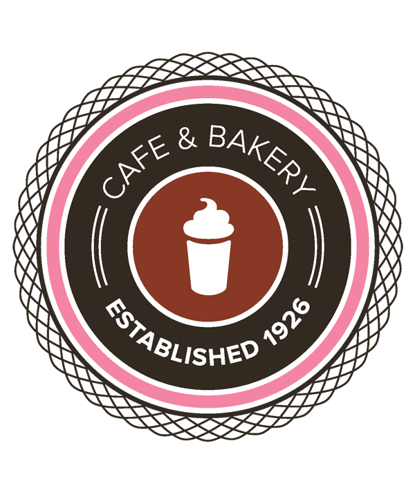 Cafe and Bakery Label