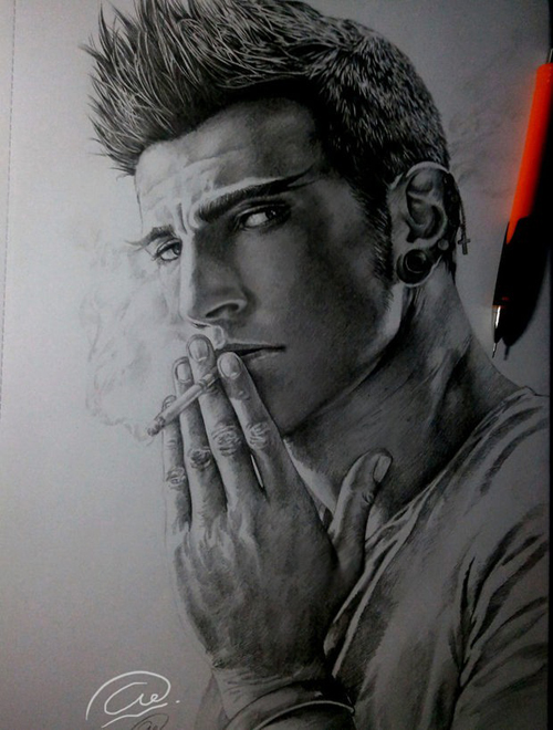 Amazing Portrait Illustrations by Aenaluck