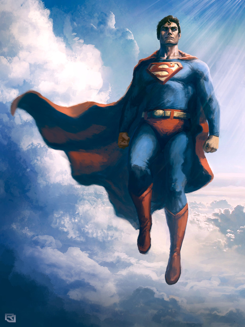 Kal El of Krypton by Rob-Joseph