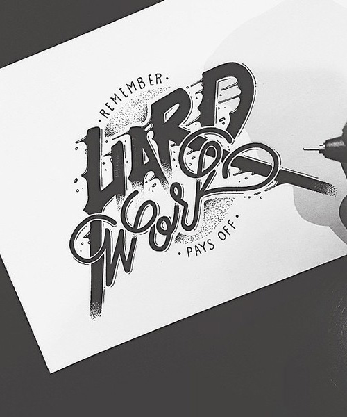 Remarkable Typography Designs for Inspiration  - 15