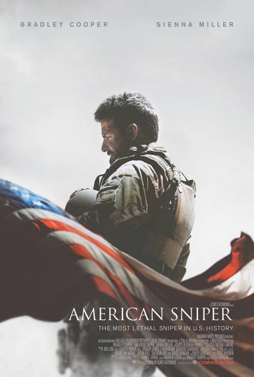 American Sniper Movie Poster