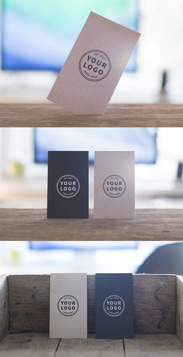 100 best free psd mockups freebies graphic design junction standing business cards mockups free reheart Image collections