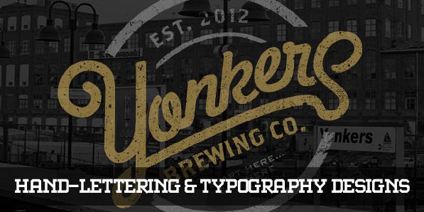 26 Awesome Hand-Lettering & Typography Designs