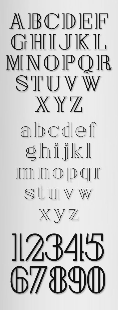 London Free Font for Hipsters