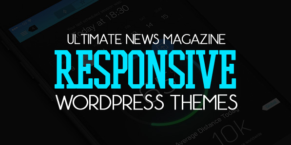 Modern News Magazine Responsive WordPress Themes