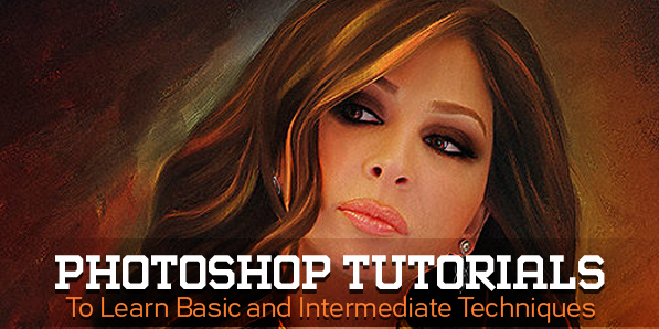 Photoshop Tutorials: 26 New Tutorials to Learn Basic and Intermediate Techniques