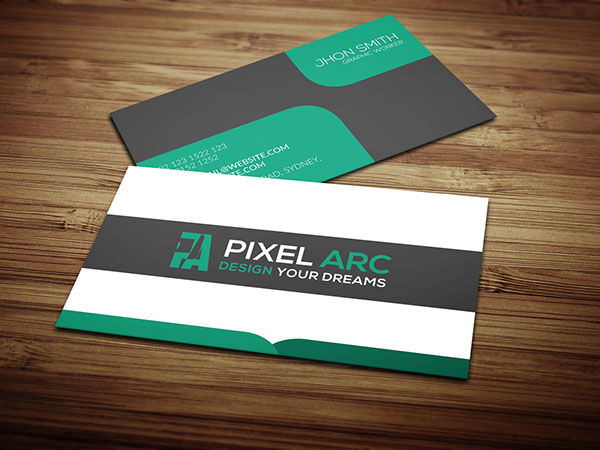 Professional Business Card Free PSD