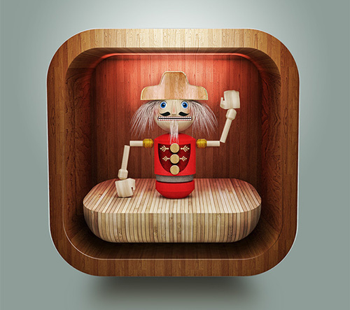 Theatre Nutcracker App Icon