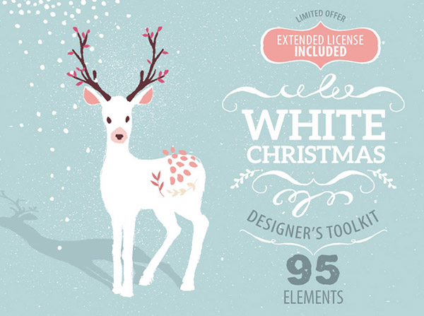 Christmas Art & Fonts – Biggest Design Bundle | Resources ...