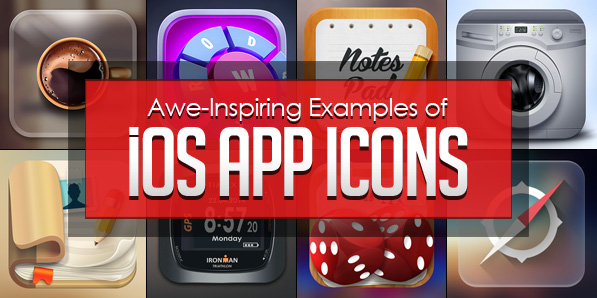 35 Awe-Inspiring iOS App Icons