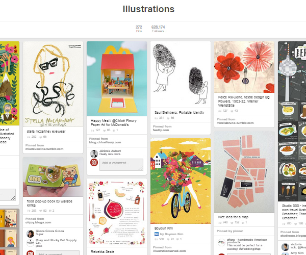 26 Top Digital Art & Illustrations Boards To Follow on Pinterest - 13