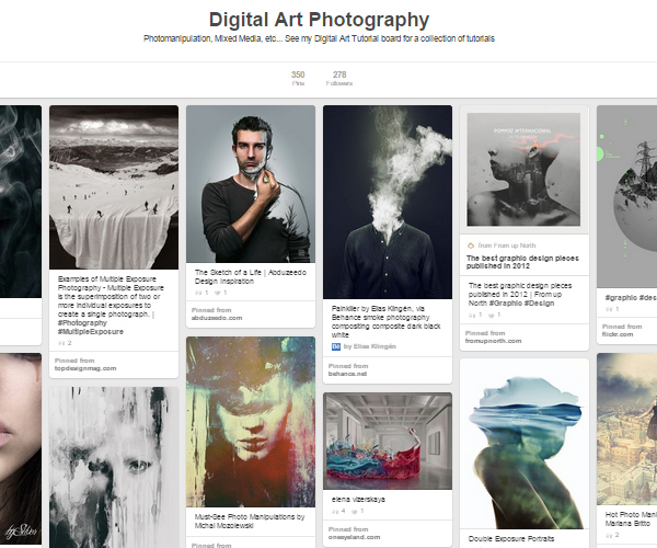 26 Top Digital Art & Illustrations Boards To Follow on Pinterest - 24
