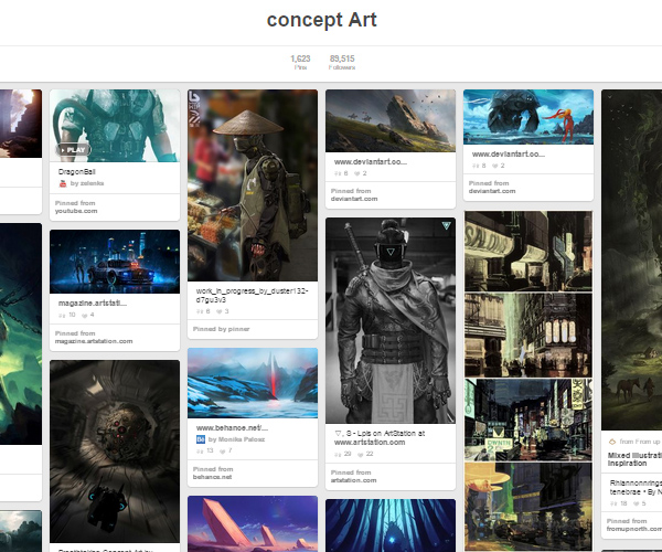 26 Top Digital Art & Illustrations Boards To Follow on Pinterest - 3