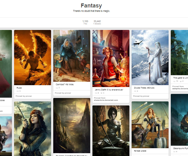26 Top Digital Art & Illustrations Boards To Follow on Pinterest - 5