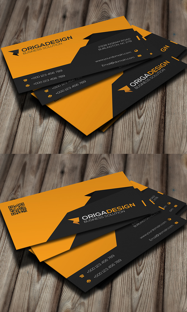 Corporate Business Cards New Modern Design Templates Design - Construction business card templates download free