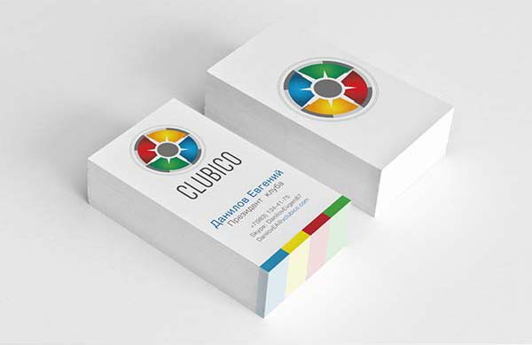 36 Modern Business Cards Examples for Inspiration - 2