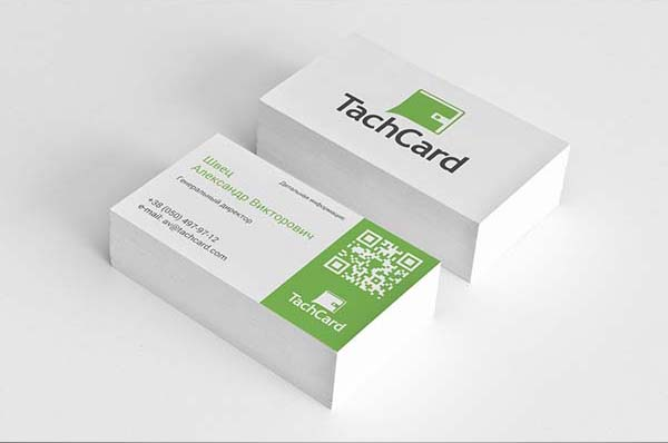 36 Modern Business Cards Examples for Inspiration - 3