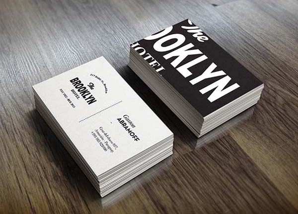 36 modern business cards examples for inspiration 9 - Business Card Design Inspiration