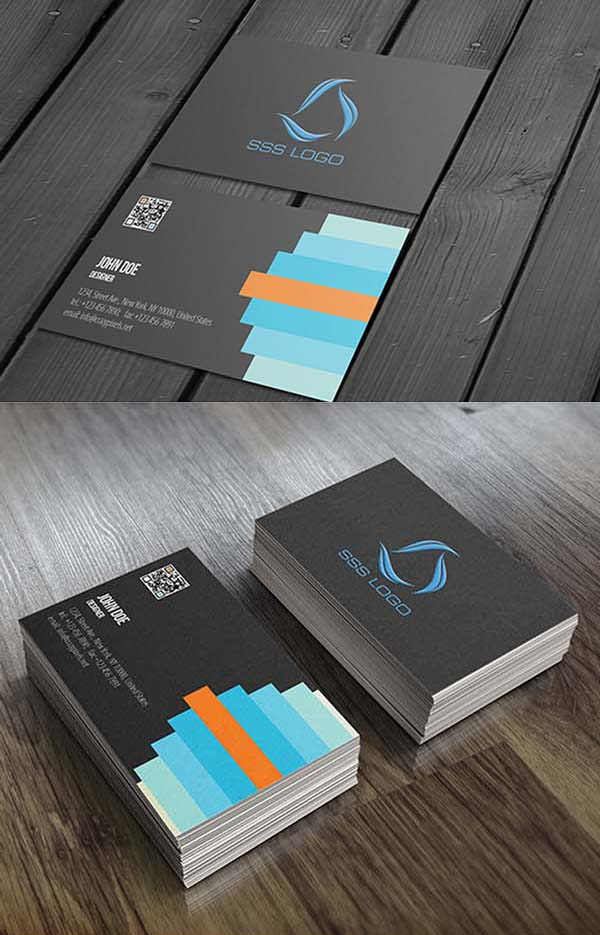36 Modern Business Cards Examples for Inspiration - 12