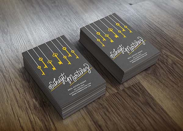 36 Modern Business Cards Examples for Inspiration - 13