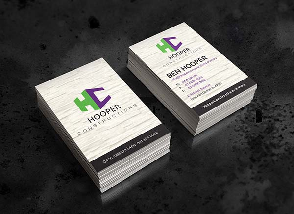 36 Modern Business Cards Examples for Inspiration - 19