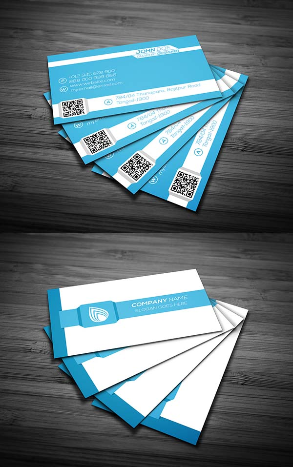 36 Modern Business Cards Examples for Inspiration - 25