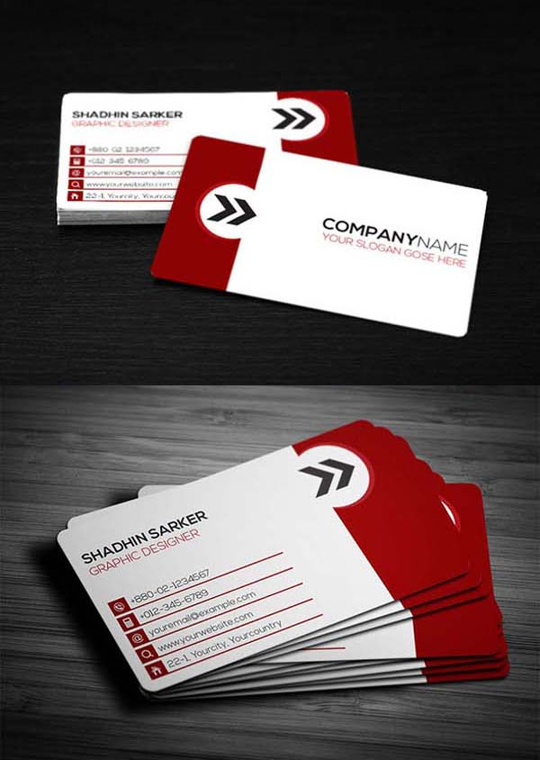 36 Modern Business Cards Examples for Inspiration - 29