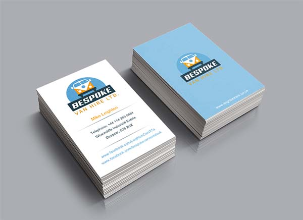 36 Modern Business Cards Examples for Inspiration - 30