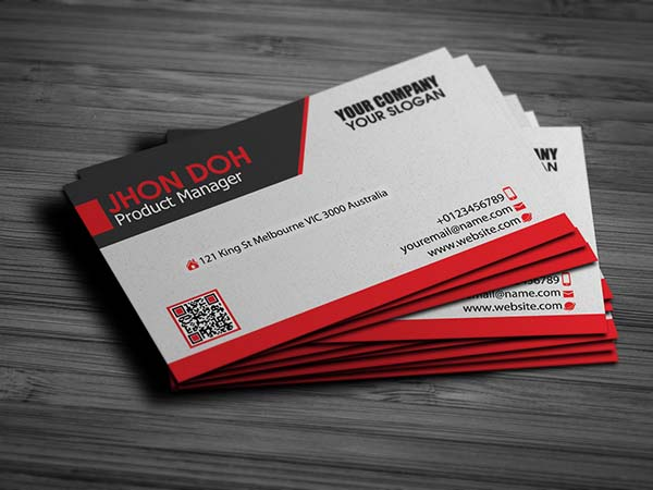 36 Modern Business Cards Examples for Inspiration - 31