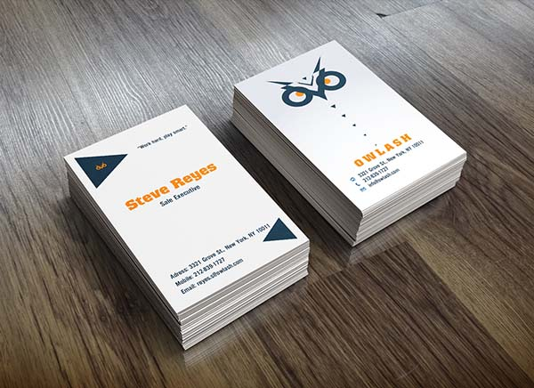 36 Modern Business Cards Examples for Inspiration - 32