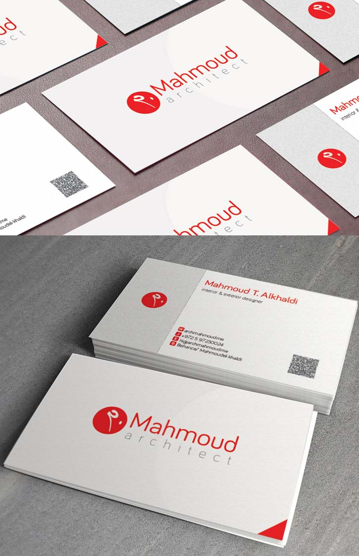 36 Modern Business Cards Examples for Inspiration - 33