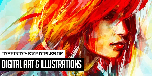 35 Amazing Digital Art and Illustration Examples for Inspiration