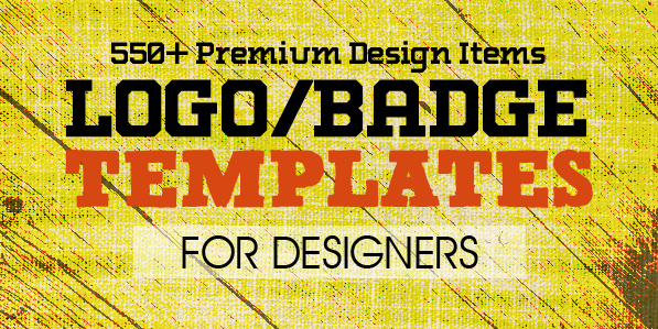 550+ Logo, Badge Templates & Vector Shapes for Designers