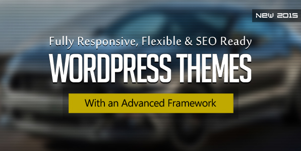 New Responsive WordPress Themes 2015