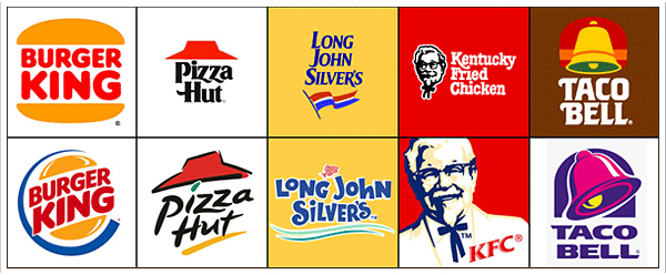 Organizations changed the logo of their establishment