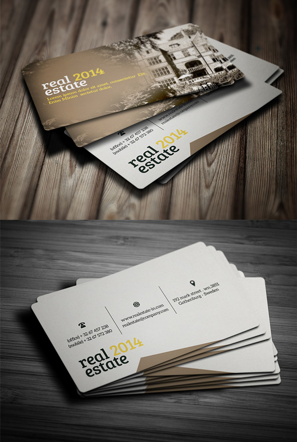 28 Creative Corporate Business Cards Design | Design | Graphic ...