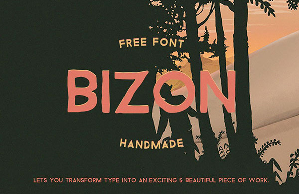 40 Free Hipster fonts - 19