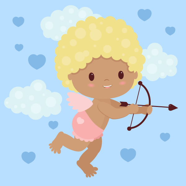 How to Create a Valentine's Day Cupid Illustration in Adobe Illustrator